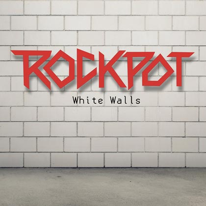 EP Cover 'White Walls'